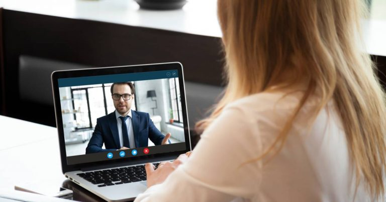 Avoid These Common Mistakes in an Online Job Interview